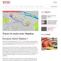 Tracer la route avec Mapbox