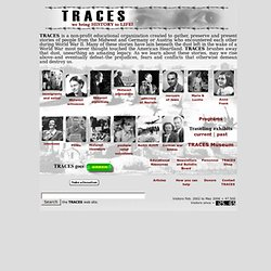 Traces.org Website