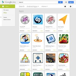 track id - Google Play