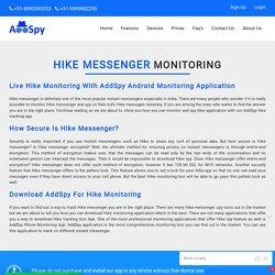Best Hike Monitoring App