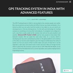 Shop Online Cheap Price GPS Tracker System in Delhi