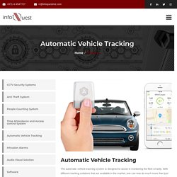 IOT Enabled Tracking Solution