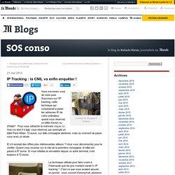 IP Tracking : la CNIL va enfin enquêter !