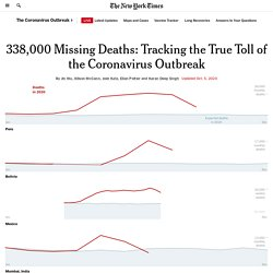28,000 Missing Deaths: Tracking the True Toll of the Coronavirus Crisis