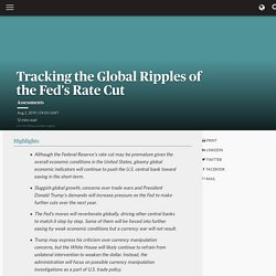 Tracking the Global Ripples of the Fed's Rate Cut