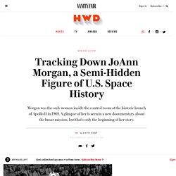 Tracking Down JoAnn Morgan, a Semi-Hidden Figure of U.S. Space History