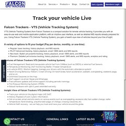 Get The Best Vehicle GPS Tracking Devices In Dubai