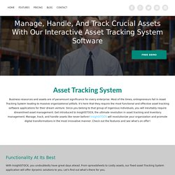 Order Tracking Software-InsightStock