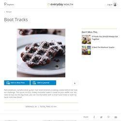 Boot Tracks Recipe