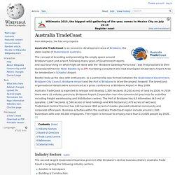 Australia TradeCoast