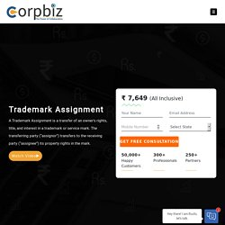 How to transfer Trademark to Other
