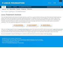 Linux Trademark Institute