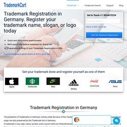Trademark Registration in Germany