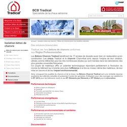 BCB Tradical - Des solutions biosourcées