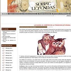 La Guaxa, el vampiro de la tradicion asturiana