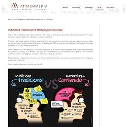 Publicidad Tradicional VS Marketing de Contenido - Blog Attachmedia