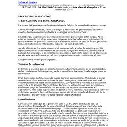 Tecnicas Tradicionales de Construcción en Aragón. Monegros