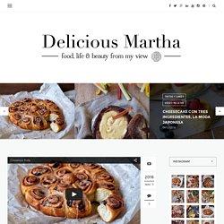Cinnamon rolls, tradicionalmente americanos - Delicious Martha
