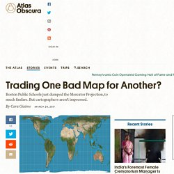 Trading One Bad Map for Another? - Atlas Obscura