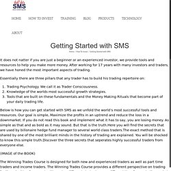Stock Trading Guide by SMS for Growth Strategies