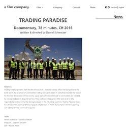 TRADING PARADISE - a film company.