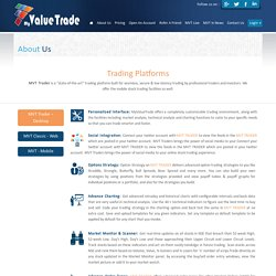 Best Trading Platform in India – MyValueTrade
