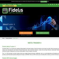 MT4 Trading Platforms