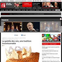La galette des rois, une tradition incontournable - France