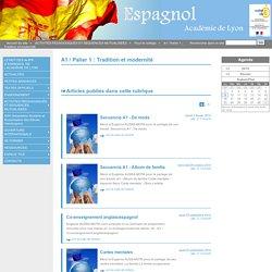 A1 / Palier 1 : Tradition et modernité - Site académique d'espagnol