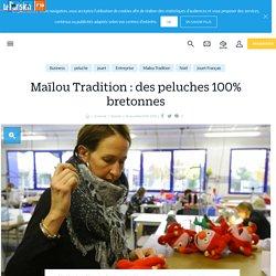 Maïlou Tradition : des peluches 100% bretonnes - Le Parisien
