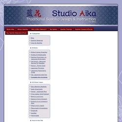 Sashiko: Traditional Japanese Sashiko Design & Instruction