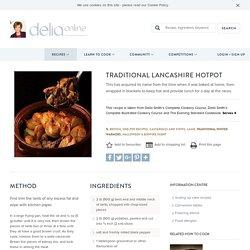 Traditional Lancashire Hotpot