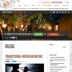 Traditional Mexican Music