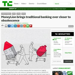 MoneyLion brings traditional banking ever closer to obsolescence