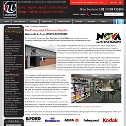 Darkroom and Traditional Photographic Supplies - The Imaging Warehouse