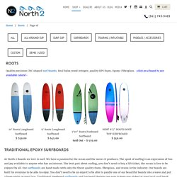 SUP Surfboards - North 2 Board Sports
