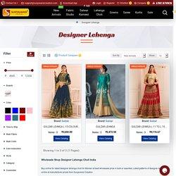 Designer Lehenga Chol : Buy Indian Fancy and Traditional Designer Lehenga Choli Online India, UK, USA, Canada Sri-Lanka and UAE Wholesale Rate