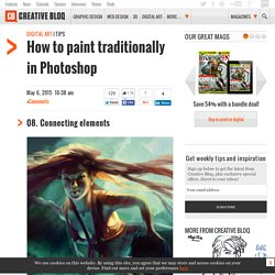How to paint traditionally in Photoshop