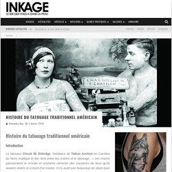 Histoire du tatouage traditionnel américain – Inkage