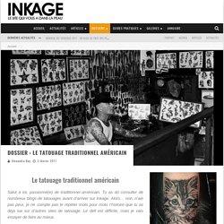 Dossier : le tatouage traditionnel américain – Inkage
