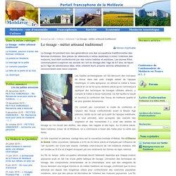 Le tissage - métier artisanal traditionnel - Moldavie.fr - Portail francophone de la Moldavie