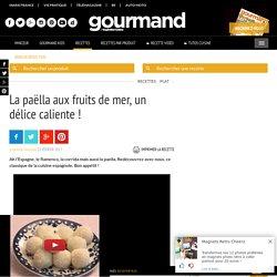 Paella - recette traditionnelle