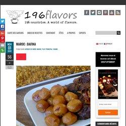 Dafina - Recette Traditionnelle Juive Marocaine