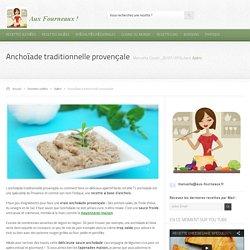 Anchoïade traditionnelle provençale