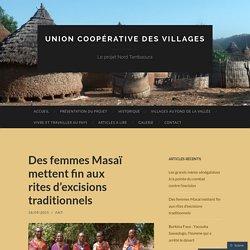 Des femmes Masaï mettent fin aux ritesd'excisions traditionnels