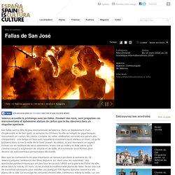 Fallas de San José. Fêtes et traditions à Valence sur Spain is Culture.