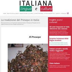 La tradizione del Presepe in Italia - ITALIANA - Lingua e Cultura
