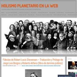 Fábulas de Robert Louis Stevenson – Traducción y Prólogo de Jorge Luis Borges y Roberto Alifano (Obra de dominio público)