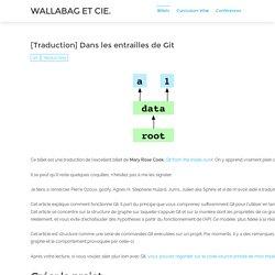 [Traduction] Dans les entrailles de Git