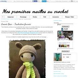 Emmie Bear - Traduction fournie - Mes premières mailles au crochet